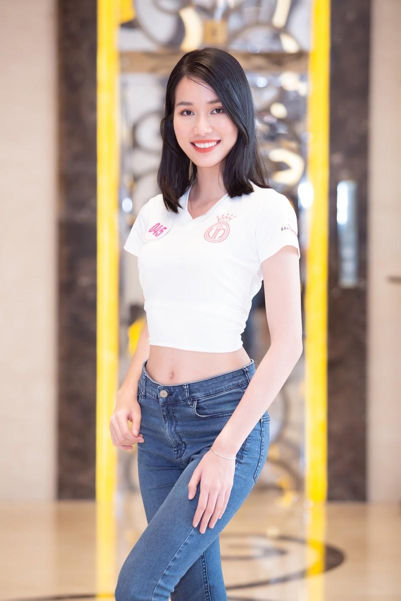 35 thí sinh Hoa hậu Việt Nam hội tụ tại Vũng Tàu - ảnh 5