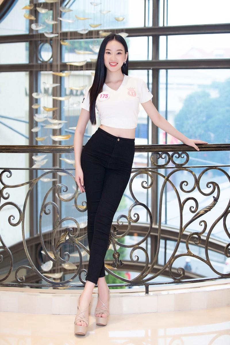 35 thí sinh Hoa hậu Việt Nam hội tụ tại Vũng Tàu - ảnh 4