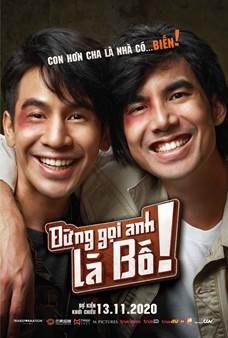 Phim hài Thái Lan 'Đừng gọi anh là bố' đổ bộ màn ảnh Việt - ảnh 3