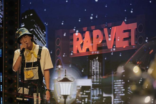 Sự nỗ lực hết mình của Thành Draw và RPT Gonzo tại Rap Việt - ảnh 5