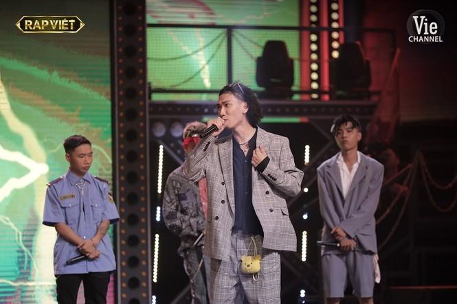 Sự nỗ lực hết mình của Thành Draw và RPT Gonzo tại Rap Việt - ảnh 7