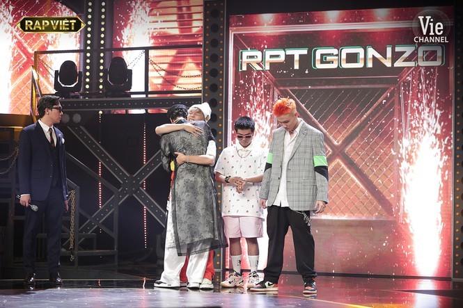Sự nỗ lực hết mình của Thành Draw và RPT Gonzo tại Rap Việt - ảnh 8