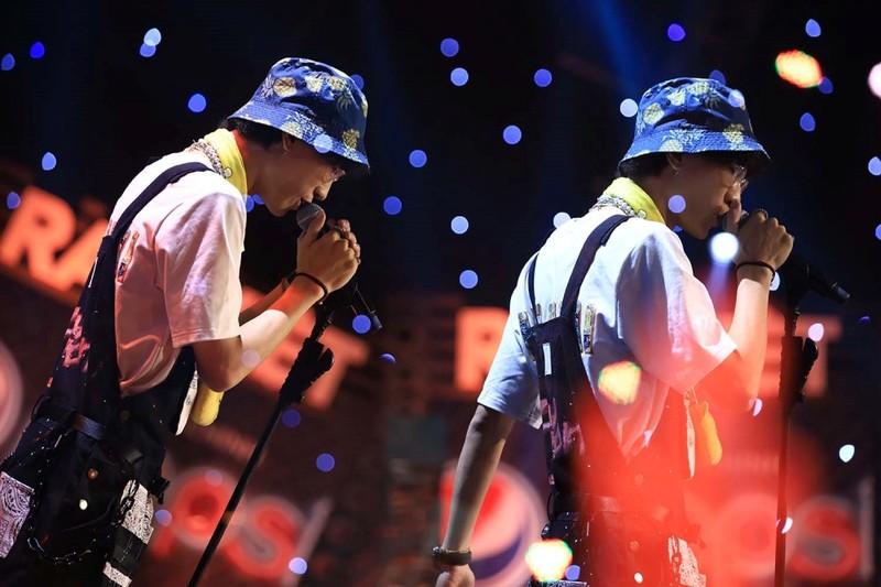 Sự nỗ lực hết mình của Thành Draw và RPT Gonzo tại Rap Việt - ảnh 6