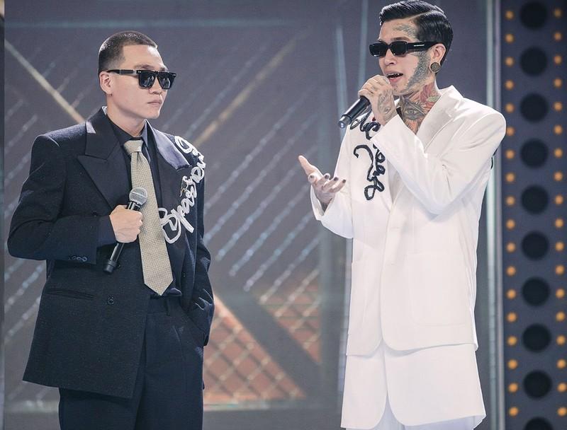 Dế Choắt giành chiến thắng Rap Việt mùa đầu tiên  - ảnh 2