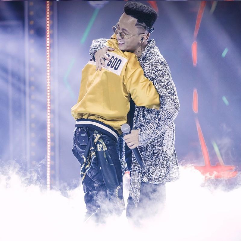 Dế Choắt giành chiến thắng Rap Việt mùa đầu tiên  - ảnh 6