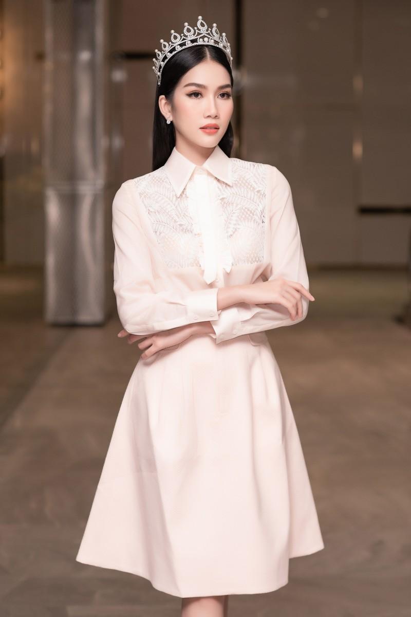 Á hậu 1 Phương Anh sẽ chinh chiến Miss International  - ảnh 1