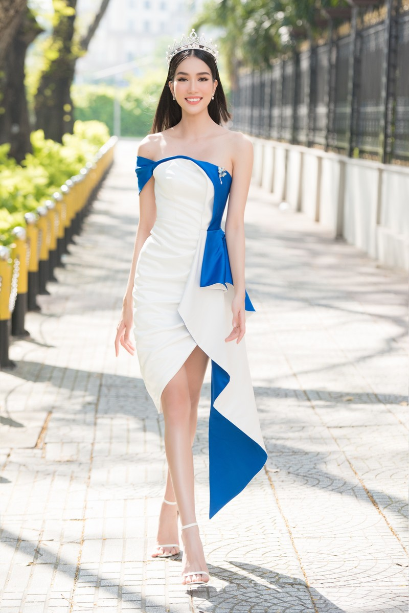 Á hậu 1 Phương Anh sẽ chinh chiến Miss International  - ảnh 4