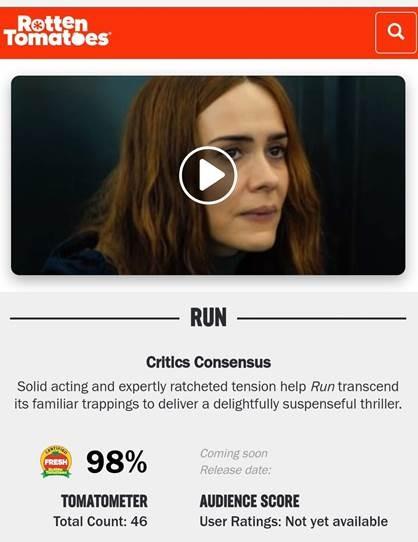 Những lý do nên xem phim Run đang được chiếu rạp - ảnh 7