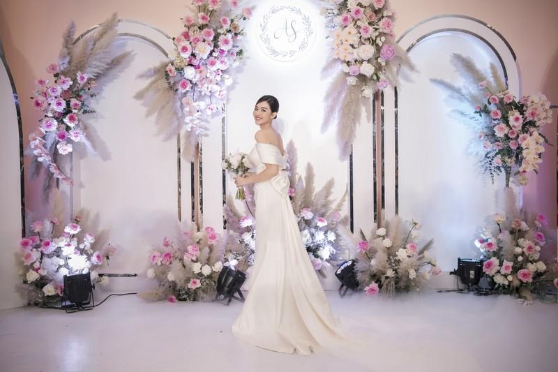 Á hậu Tường San chính thức kết hôn - ảnh 7