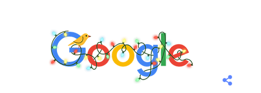 Google thay đổi biểu tượng các ngày lễ trong tháng 12  - ảnh 1