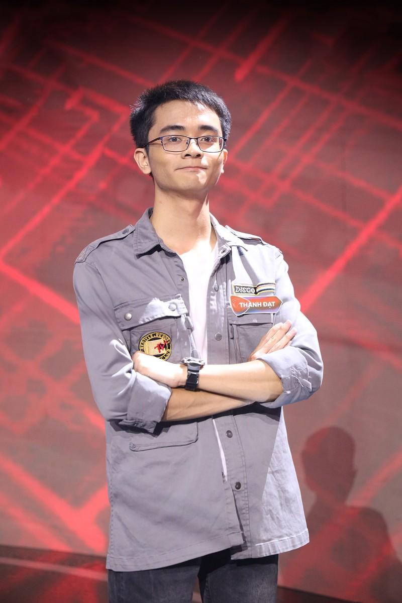 Rhymastic thu mình trước giám khảo gạo Siêu trí tuệ Việt Nam - ảnh 9