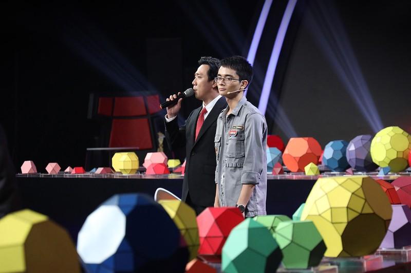 Rhymastic thu mình trước giám khảo gạo Siêu trí tuệ Việt Nam - ảnh 8