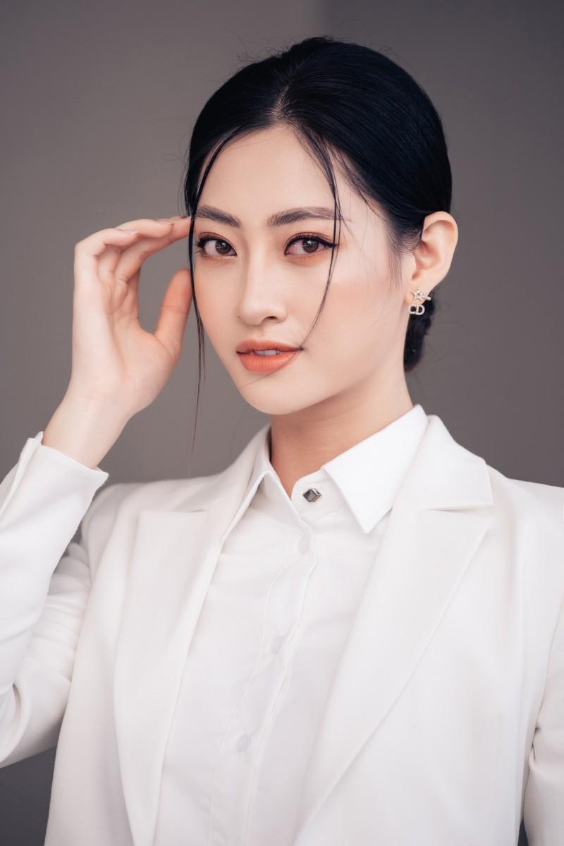 Lương Thuỳ Linh làm diễn giả bằng tiếng Anh - ảnh 5