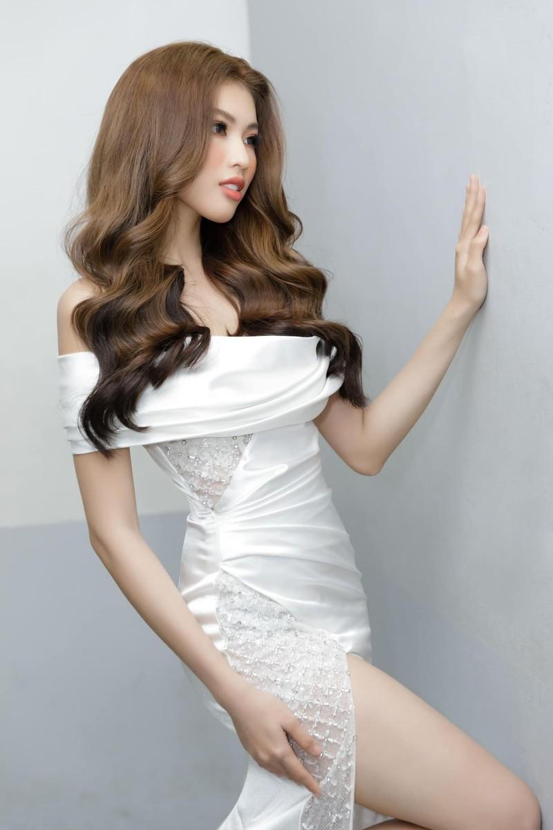 Ngọc Thảo chính thức lên đường dự thi Miss Grand International - ảnh 4
