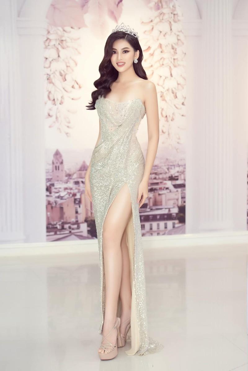 Ngọc Thảo chính thức lên đường dự thi Miss Grand International - ảnh 6