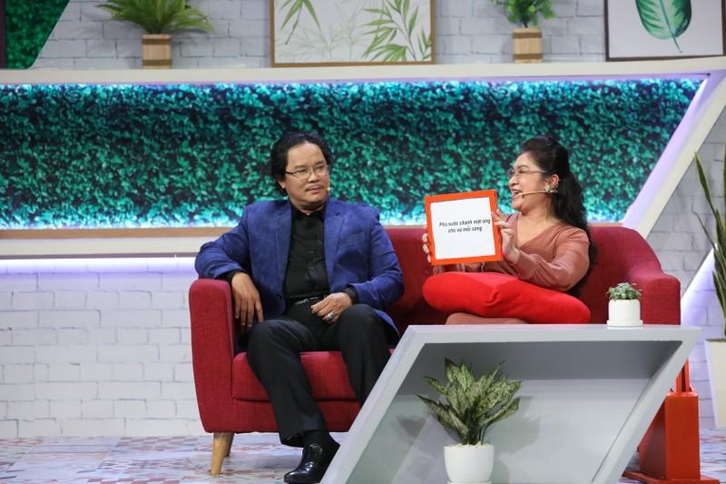 Lâm Vỹ Dạ gặp lại cô giáo sau 12 năm trong gameshow - ảnh 4