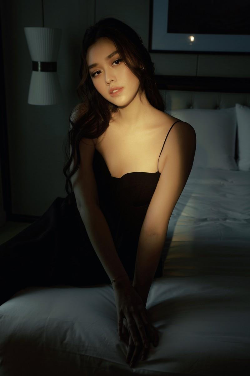 Á hậu Tường San khoe sắc trong bộ ảnh mới sau kết hôn - ảnh 6
