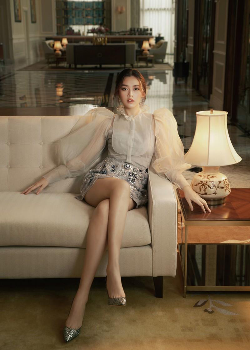 Á hậu Tường San khoe sắc trong bộ ảnh mới sau kết hôn - ảnh 12