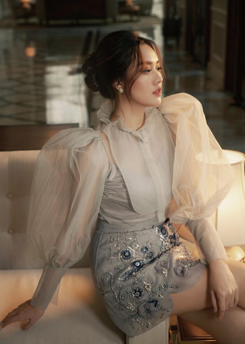 Á hậu Tường San khoe sắc trong bộ ảnh mới sau kết hôn - ảnh 13