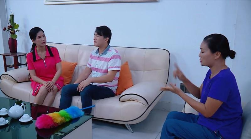 Nhân vật Đào Vân Anh bị người giúp việc mỉa mai vì lật mặt - ảnh 3