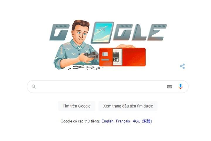 Google Doodle hôm nay vinh danh David Warren - ảnh 1