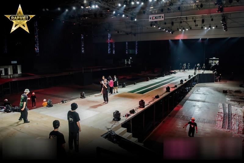 Live Concert Rap Việt All-Star tái ngộ khán giả  - ảnh 2