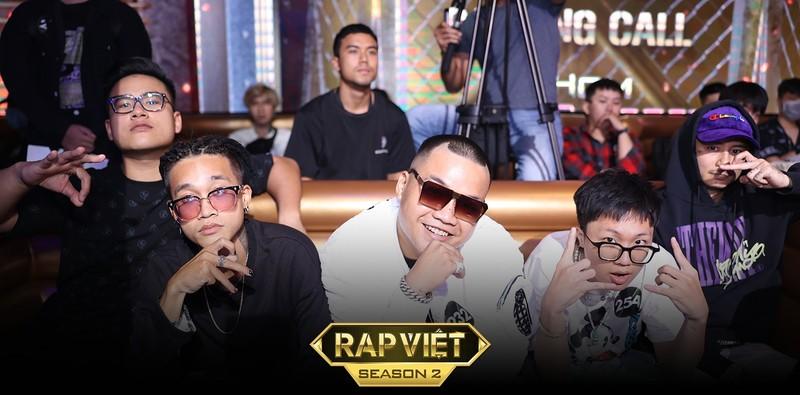 Cạnh tranh khốc liệt ngay ngày đầu casting Rap Việt mùa 2 - ảnh 3