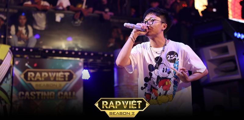 Cạnh tranh khốc liệt ngay ngày đầu casting Rap Việt mùa 2 - ảnh 2