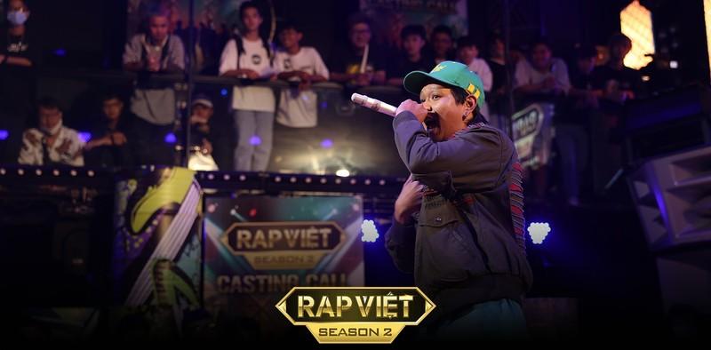 Cạnh tranh khốc liệt ngay ngày đầu casting Rap Việt mùa 2 - ảnh 4