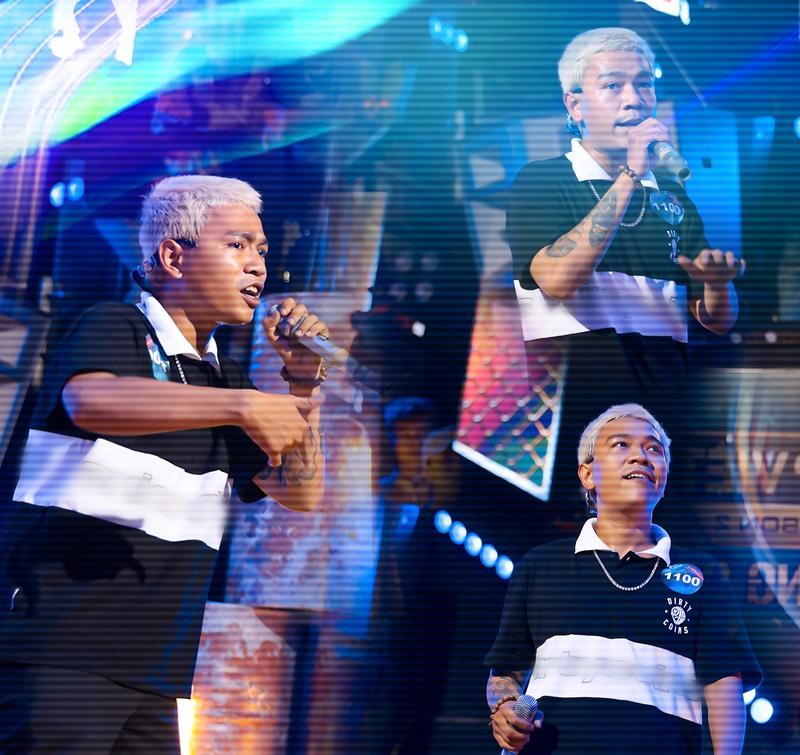 Bất chấp mưa to thí sinh chật kín casting ngày 2 Rap Việt - ảnh 1