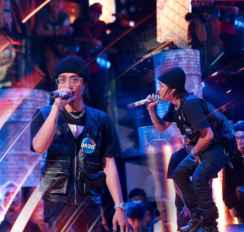 Bất chấp mưa to thí sinh chật kín casting ngày 2 Rap Việt - ảnh 2