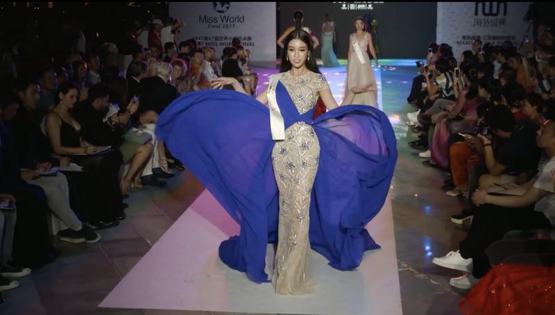BTC Miss World 2021 tung clip nhá hàng - ảnh 1