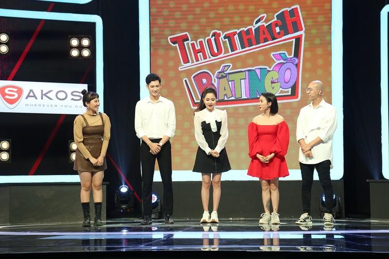 Phạm Lịch xuất hiện cùng chồng chưa cưới trong gameshow - ảnh 1