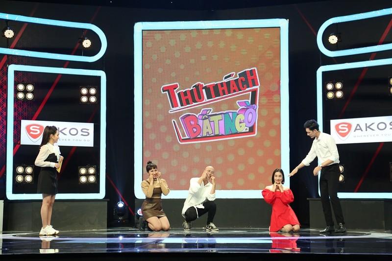 Phạm Lịch xuất hiện cùng chồng chưa cưới trong gameshow - ảnh 2
