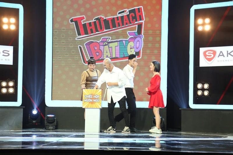 Phạm Lịch xuất hiện cùng chồng chưa cưới trong gameshow - ảnh 4