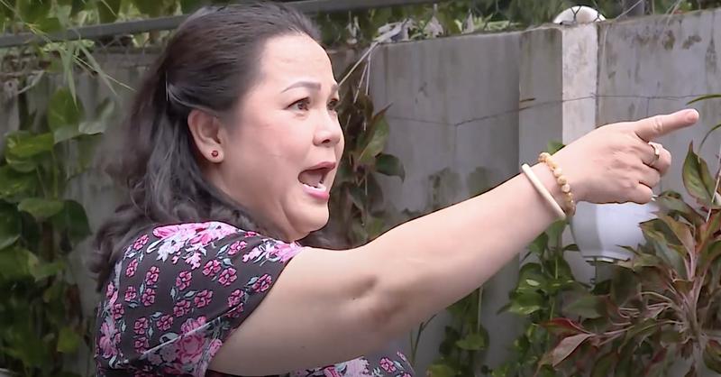 Dương Thanh Vàng bị Ngọc Lan đánh tới tấp vì phá vườn bưởi  - ảnh 2