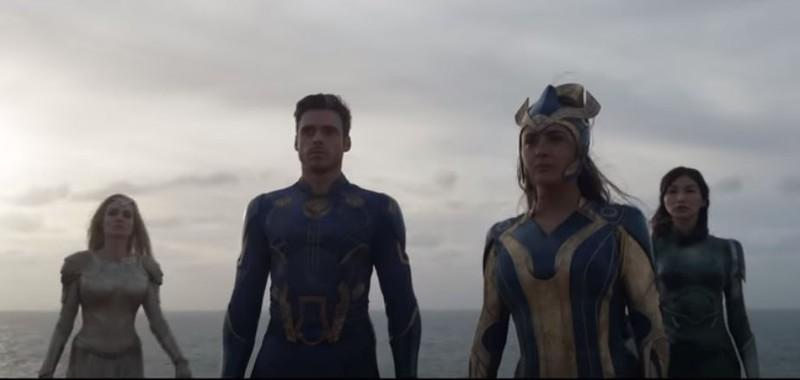 Vũ trụ điện ảnh Marvel hé lộ dàn siêu anh hùng mới hậu Thanos - ảnh 3