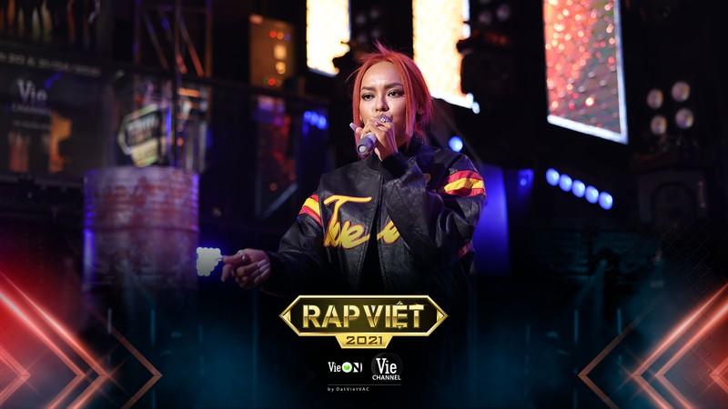 Tài bắn rap tiếng Anh của Mai Ngô tại vòng casting Rap Việt mùa 2 - ảnh 4