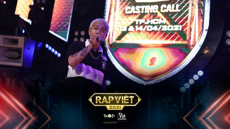 Tài bắn rap tiếng Anh của Mai Ngô tại vòng casting Rap Việt mùa 2 - ảnh 2
