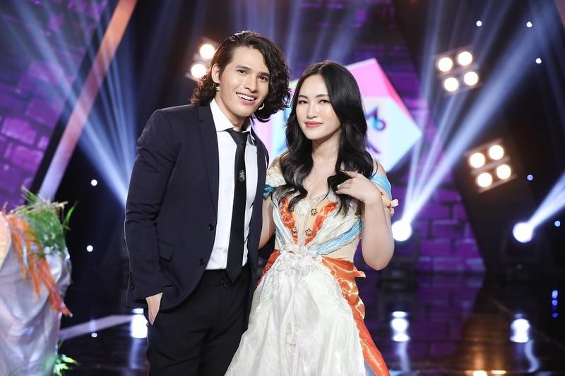 Nguyên Hà lần đầu tiên tham gia 'Lạ lắm à nha' trên truyền hình  - ảnh 3