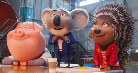 Trailer mới nhất của Sing 2 khiến khán giả mê đắm với hàng loạt hit khủng  - ảnh 3
