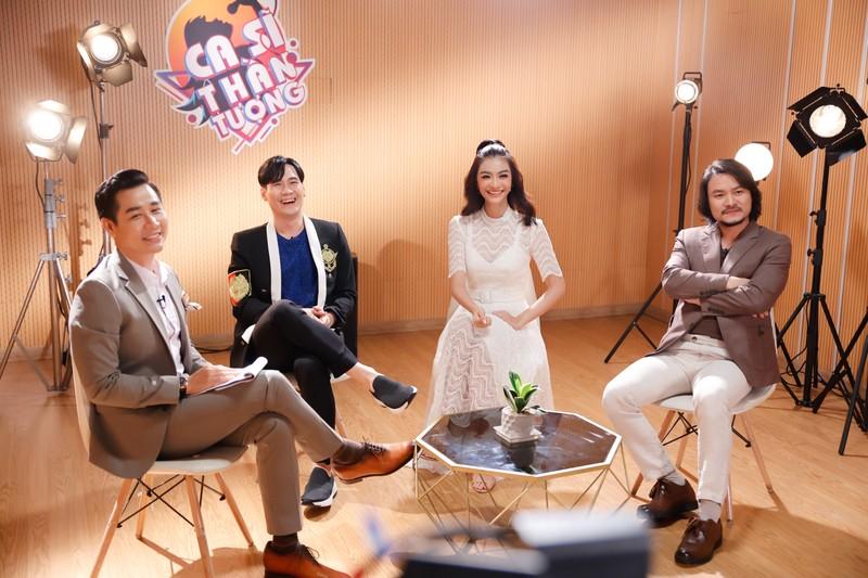 Nguyên Khang trở lại trong tập gala đặc biệt của Ca sĩ thần tượng - ảnh 2