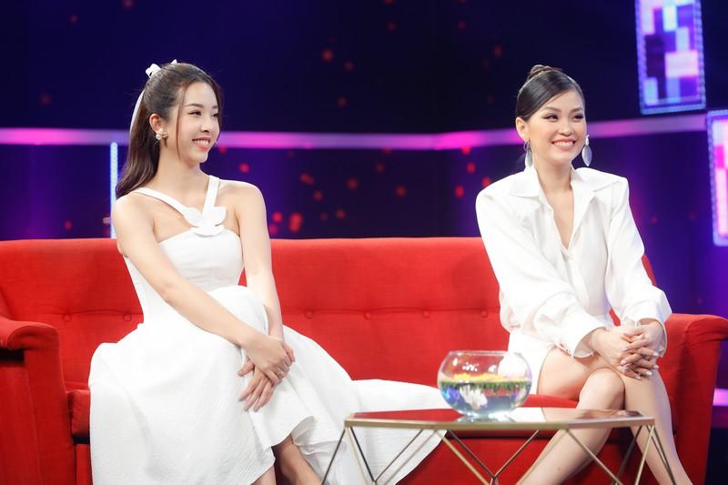 Á hậu Diễm Trang, Thúy An chia sẻ về tình chị em thân thiết - ảnh 2