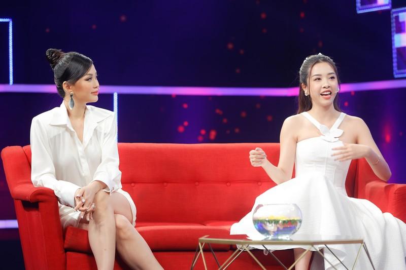 Á hậu Diễm Trang, Thúy An chia sẻ về tình chị em thân thiết - ảnh 4