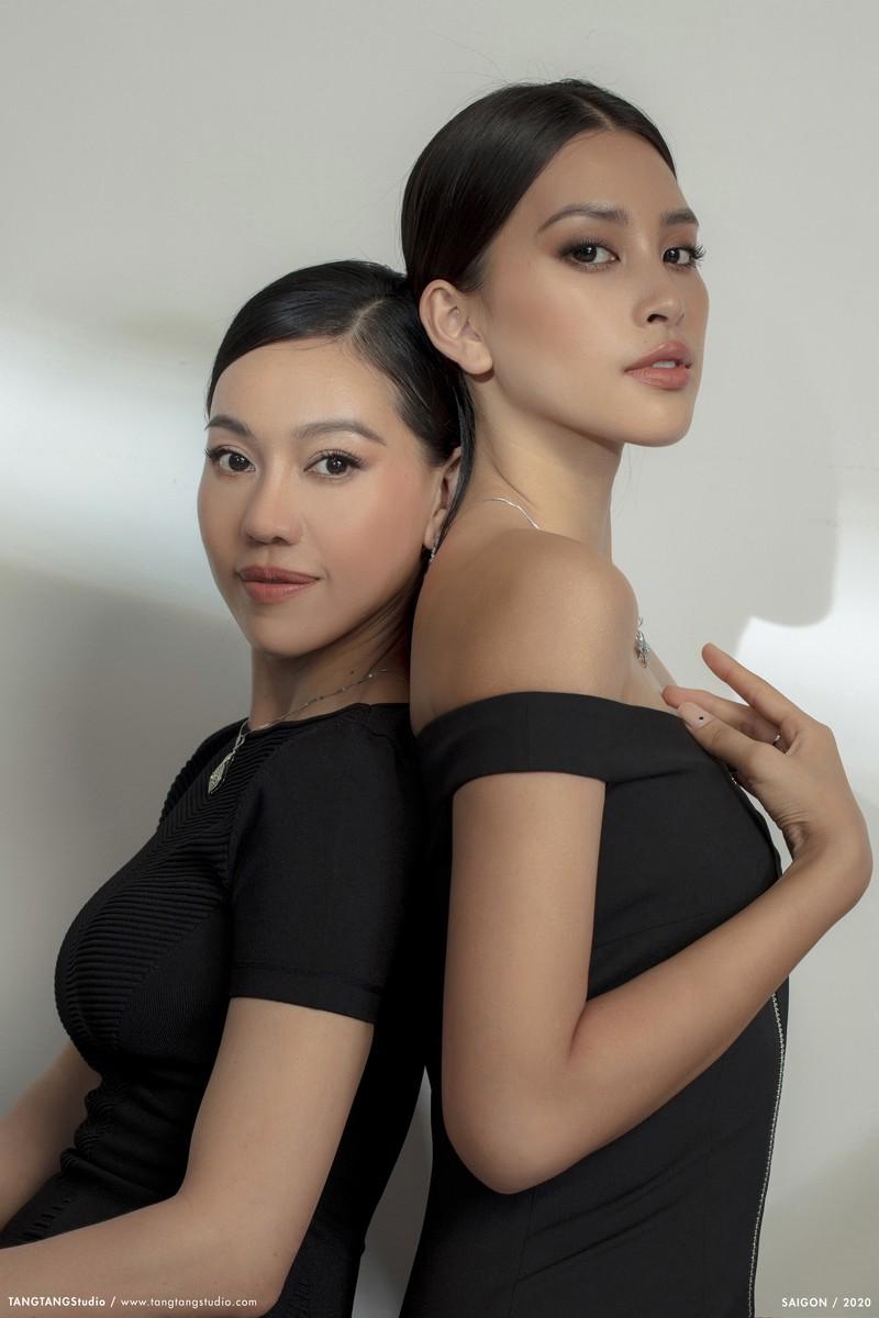 Bà Phạm Kim Dung tiết lộ  phải canh chừng sợ Tiểu Vy quên đi thi Hoa hậu - ảnh 2