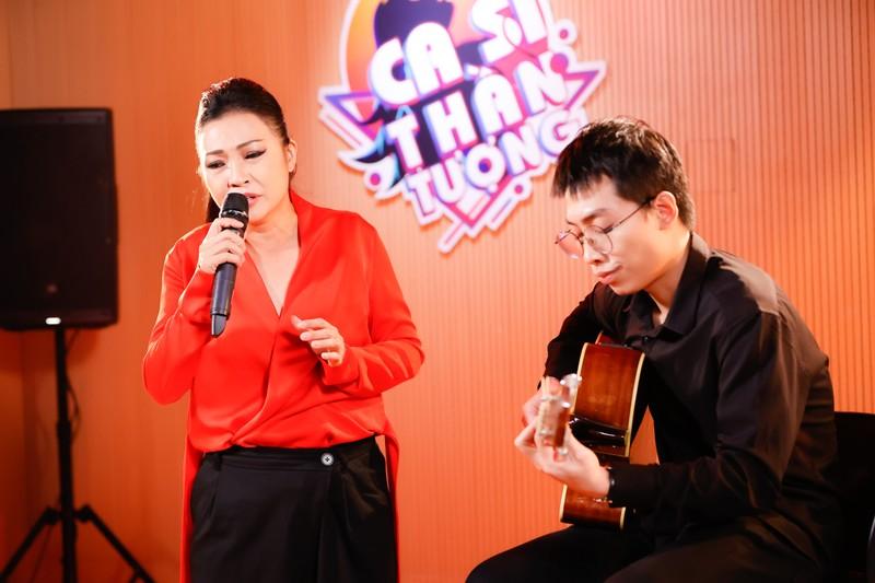 Phương Thanh bất ngờ trở lại trong đêm Gala 'Ca sĩ thần tượng' - ảnh 2