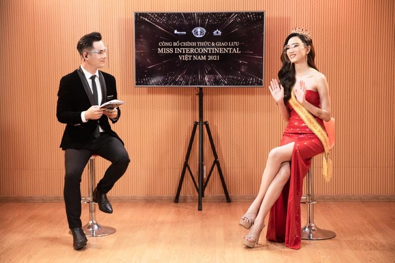 Trần Hoàng Ái Nhi sẽ dự thi 'Miss Intercontinental 2021' - ảnh 3