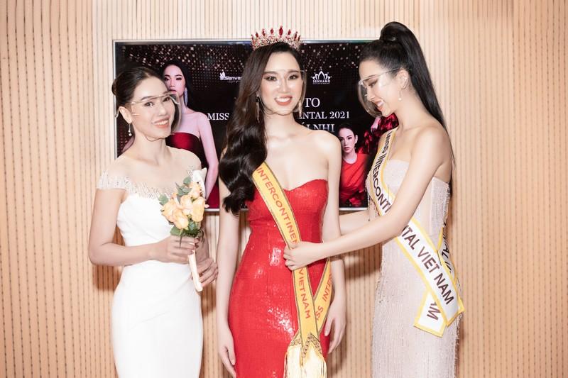 Trần Hoàng Ái Nhi sẽ dự thi 'Miss Intercontinental 2021' - ảnh 5