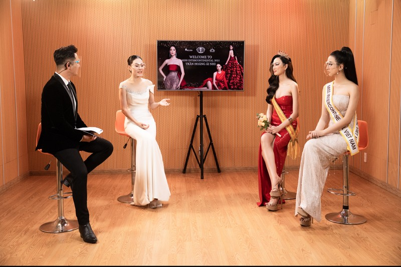 Trần Hoàng Ái Nhi sẽ dự thi 'Miss Intercontinental 2021' - ảnh 4