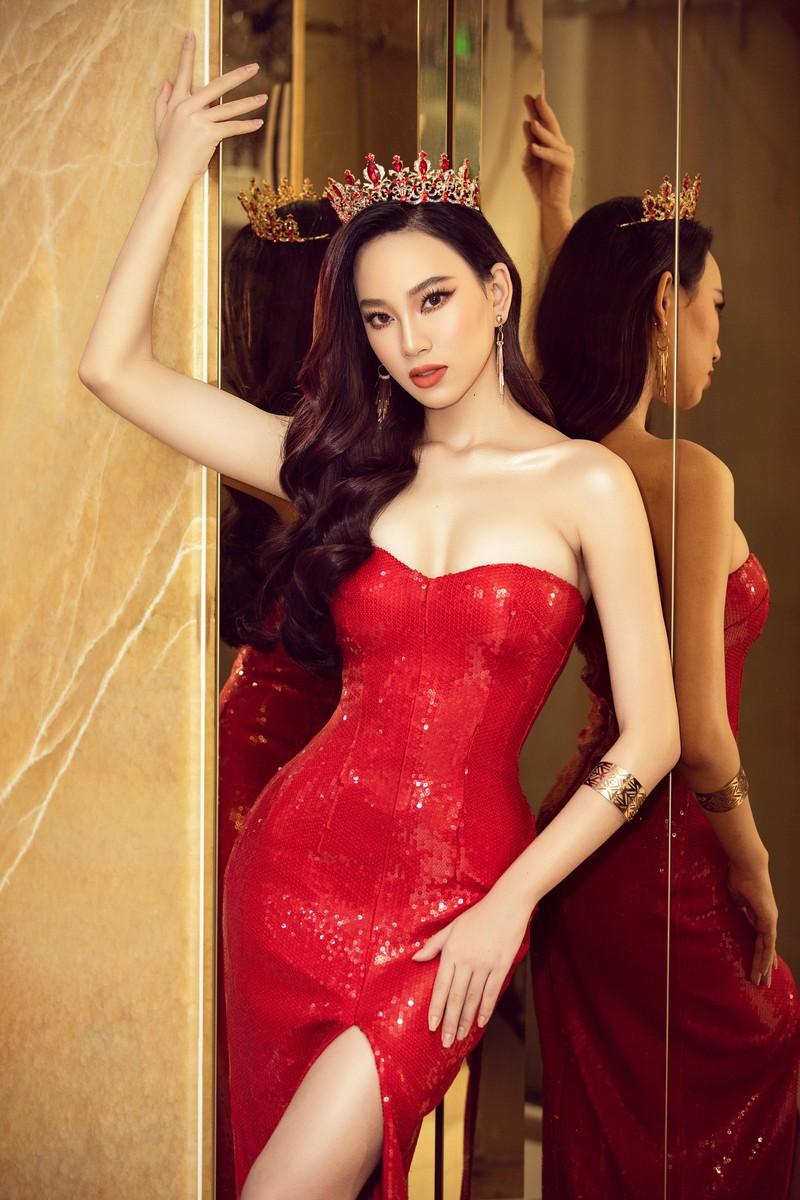 Trần Hoàng Ái Nhi sẽ dự thi 'Miss Intercontinental 2021' - ảnh 2